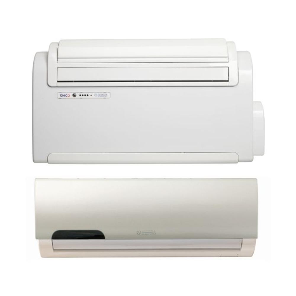 Dış Ünitesiz Duvar Tipi Klima Unico Twin 9.000 BTU/h resmi